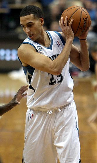 Kevin Martin (basketball, born 1983) - Martin with the Timberwolves in 2014