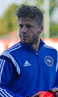 Lasse Schöne Danish footballer