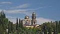 2014 Nowy Aton, Widok na Monaster Nowy Athos (03).jpg