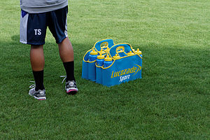 Lucozade - Lucozade Sport during the 2014 Women's Rugby World Cup
