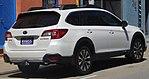 2015-2017 Subaru Outback (BS9) 2.5i Premium station wagon (2018-02-22) 02.jpg