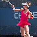 2015 US Open Tennis - Qualies - Alexandra Panova (RUS) (26) def. Paula Kania (POL) (20802975210).jpg