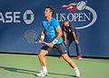 2015 US Open Tennis - Qualies - Jose Hernandez-Fernandez (DOM) def. Jonathan Eysseric (FRA) (20346121543).jpg