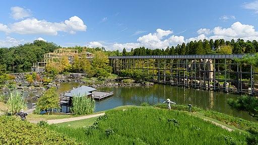20160801 Keihanna Commemorative Park Suikeien