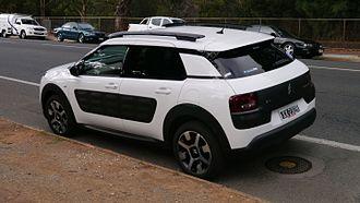 Citroën C4 Cactus - Citroën C4 Cactus Exclusive (Australia)
