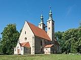 2016 Kościół Niepokalanego Poczęcia NMP i św. Zuzanny w Stolcu 1.jpg