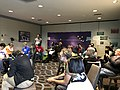 2017 Wikimedia Movement Strategy at Wikimania - Participation in session 03-01.jpg