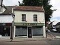 2018-06-18 'A Cut Above' Hairdressing salon, Market Place, North Walsham.JPG