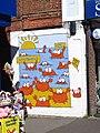 2018-08-31 Mural, WH Smiths, Sheringham (1).JPG