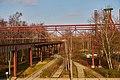 20180114 Gleisüberführung Zeche Zollverein, Essen (01992).jpg