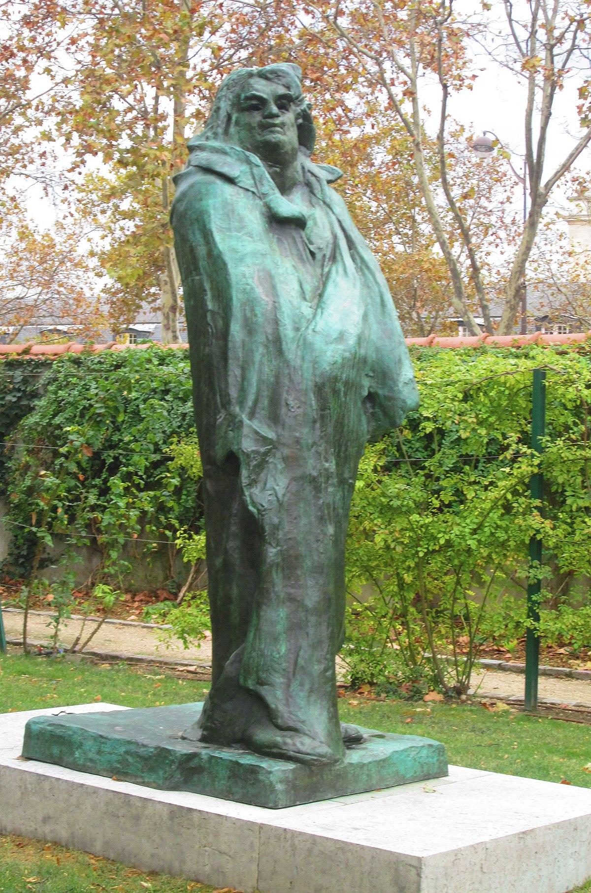 Monument To Balzac Wikipedia