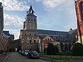 2018 Maastricht, St-Servaasbasiliek, westwerk & Veldekeplein.jpg
