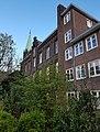 2019 Maastricht, Ursulinenklooster, tuinzijde (6).jpg