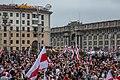 2020 Belarusian protests — Minsk, 23 August p0017.jpg