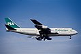 217ae - PIA Pakistan International Airlines Boeing 747-367, AP-BGG@LHR,27.03.2003 - Flickr - Aero Icarus.jpg