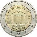 2 Euro Estland 2019 - 100 Jahre Universität Tartu.jpg