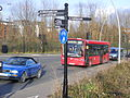 308 Bus to Clapton Park Millfields at Orient Way, Leyton. (12162544916).jpg