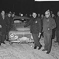 32e Rally Automobille Monte Carlo , de Nederlandse equipe Linschoten-Huisman bij, Bestanddeelnr 914-7296.jpg