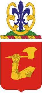 40th Field Artillery Regiment US military unit
