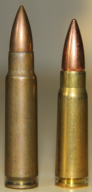 7.62×45mm - Image: 45and 39