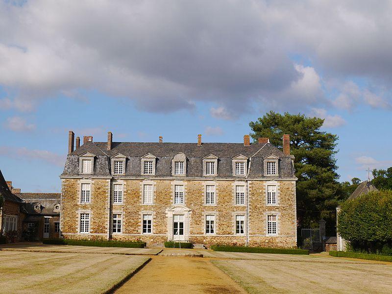 Le château en 2016.