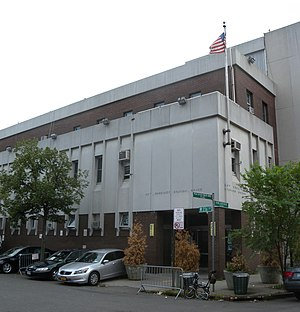 Kingsbridge, Bronx - 50th Precinct