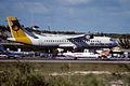 50ch - Air Guadeloupe ATR 72; F-OGUO@SXM;05.02.1999 (5036252902).jpg