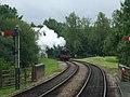 5199 at Kingscote station - geograph.org.uk - 1481976.jpg