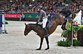 54eme CHI de Genève - 20141213 - Prix Credit Suisse - Ludger Beerbaum et Chaman 3.jpg