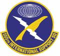 555 International Support Sq emblem.png
