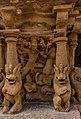 7th century Sri Kailashnathar Temple Kanchipuram Tamil Nadu India 01 (14).jpg