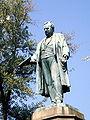 8853 - Milano - Monumento a Cavour (1865) - Foto Giovanni Dall'Orto, 13-Sept-2007.jpg