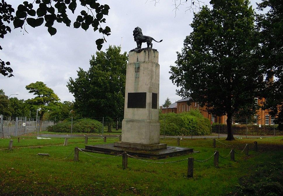 8th Division Memorial Aldershot