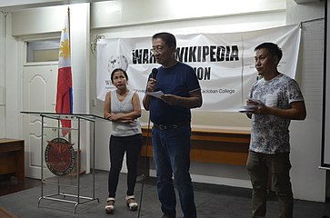 9th Waray Wikipedia Edit-a-thon 36.JPG