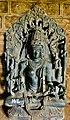 9th to 13th century temple parts and artwork, Kolanupaka museum, Telangana India - 37.jpg