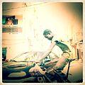 A-POIS Giuditta Nelli - Senegal 2012 - Dakar, Means of transport Bicycle.JPG