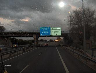 Autovía A-48 - Autovía A-48