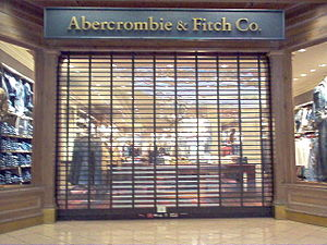 Mike Jeffries (CEO) - The chain store design in the early 1990s