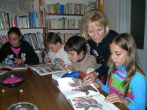 Aulas para crianças nas Caldas da Rainha