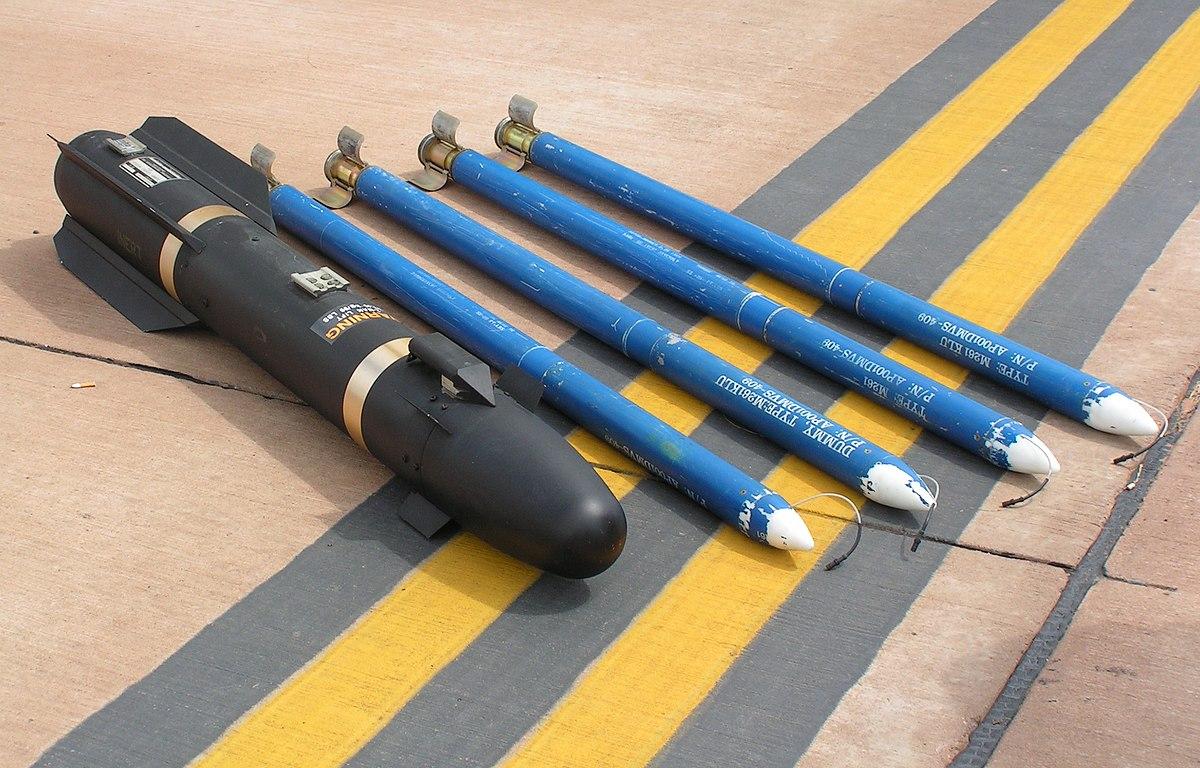 hydra 6 weapon