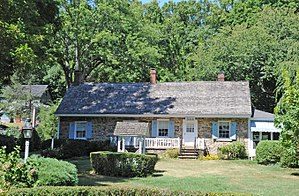 National Register of Historic Places listings in Franklin Lakes, New Jersey - Image: ALBERT PULIS HOUSE, FRANKLIN LAKES, BERGEN COUNTY