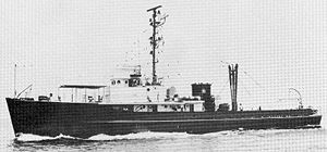 USS Redpoll (AMS-57) - Image: AMS 57