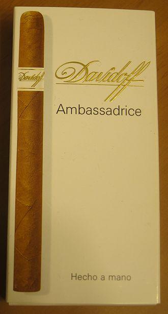 Davidoff - Dominican-made Ambassadrice