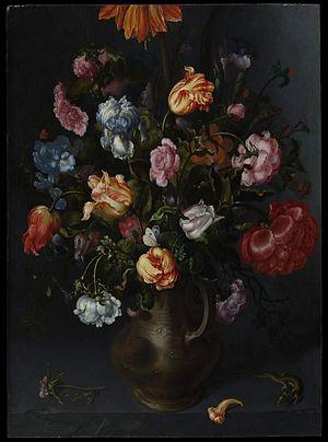 William Tilden Blodgett - Image: A Vase with Flowers MET DP145940