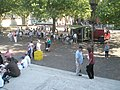 A busy Guildhall Square - geograph.org.uk - 1384189.jpg