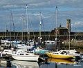 A corner of Whitehaven Marina. - panoramio.jpg