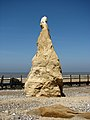 A pillar of chalk - geograph.org.uk - 792785.jpg