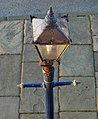 A seagulls view of a Fleetwood lamppost - geograph.org.uk - 964797.jpg
