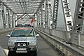 A view of SAARC Car Rally-2007 at the over bridge on Brahmaputra River in Assam, on March 21, 2007.jpg