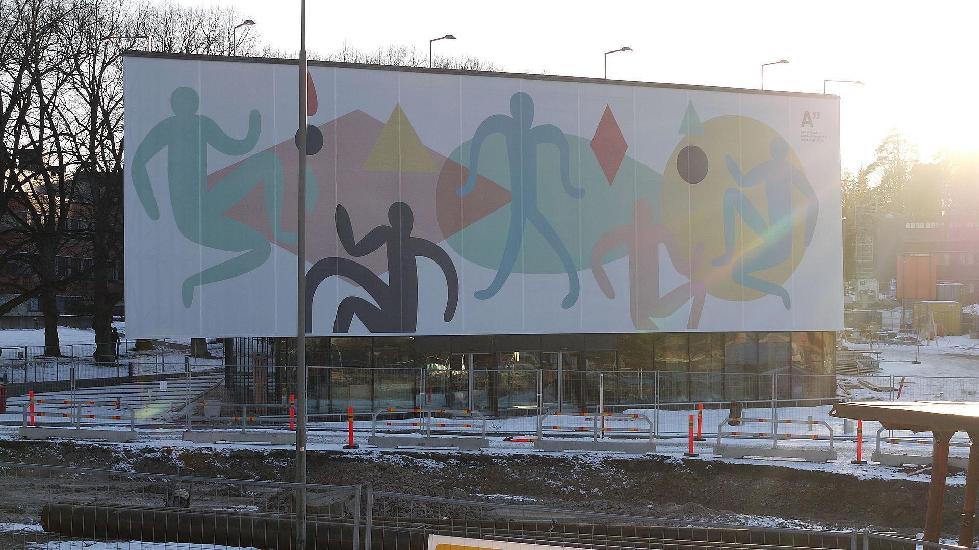 Aalto-yliopiston metroasema – Wikipedia